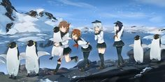 Kancolle: Akatsuki class Destroyers in the south seas