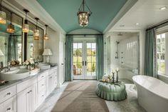 Michelle - Blog #HGTV #Dream #Home #2015 - #Master #Bathroom Fonte : http://www.hgtv.com/design/hgtv-dream-home/2015/articles/master-bathroom-from-hgtv-dream-home-2015