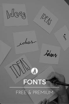 Apple powerpoint template grey presentationgo pinterest a curated collection of great free and premium but affordable fonts for print and toneelgroepblik Image collections