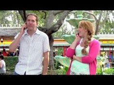 CELL PHONE CRASHING at DISNEYLAND! MUST SEE