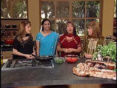3ABN Indian Cooking with Padmaja Medidi
