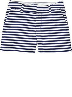 Cute striped shorts