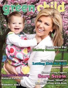 sara snow pinterest | Green Living Expert Sara Snow talks about raising eco-conscious kids ...