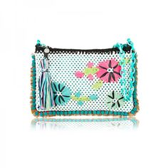 Crocheted Shoulder Bag, M Missoni $395 Pretty Crochet Pieces You Can Wear Every Day | The Zoe Report