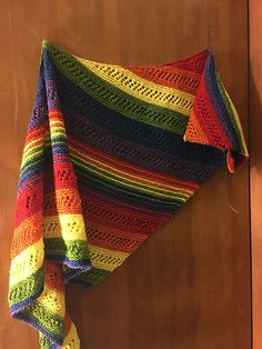 Ravelry: Rainbow Affair pattern by Krissi Beth