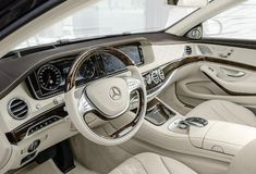 Mercedes-Maybach sedan introduced S-сlass The top version