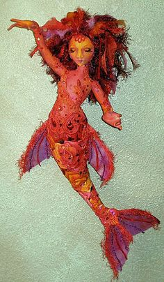 arleyberryhill | GALLERY: MERMAID DOLLS