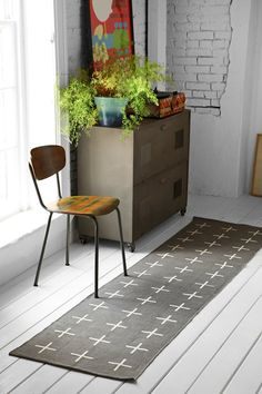 Assembly Home Plus SignPrinted Runner Rug - Urban Outfitters