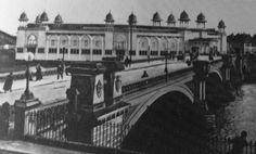 Nottingham City, Old Photos, Louvre, History, Building, Bridge, Travel, Collection, Antique Photos