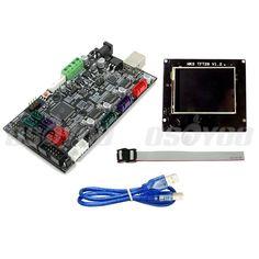 "Big discount US $53.46  MKS Mini V1.2 Controller Board One-Extruder No Heatbed + 2.8"" MKS TFT28 V1.2 LCD for 3D printer  #Mini #Controller #Board #OneExtruder #Heatbed #printer  #Electronics"