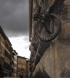 Via Tornabuoni, Firenze.