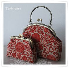 Vintage purse and bag