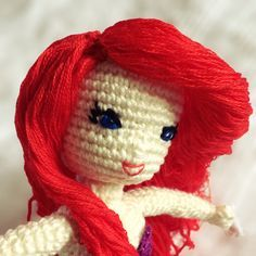Ariel is one of my favorite Disney princesses. I don't know if this is because the little mermaid was one of the first mobies I ever watched or because of that marvellous underwater world. Ev…