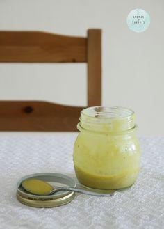 Recipe // mustard dressing