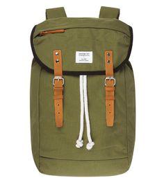 Sandqvist Green Hans Hiking Backpack
