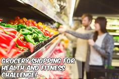 Part 2 in the 14 Days to Fitness and Healthy Habits Challenge! This is the article you'll need to begin your shopping and meal planning for your new lifstyle change. Repin to read later! Be sure to check out the other posts in the series!