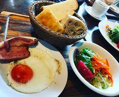 朝の食事は糸島で  #朝食 #美味しい #昼から仕事  #糸島 #breakfast