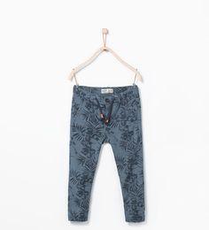 ZARA的图片 1 名称 迷彩褲