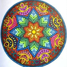 Amazon.com: Customer Reviews: Mystical Mandala Coloring Book (Dover Design Coloring Books)