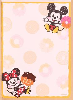 pink Disney Minnie Mouse Memo Pad from Japan Stationery Craft, Kawaii Stationery, Sanrio Wallpaper, Love Wallpaper, Disney Writing, Cute Envelopes, Memo Notepad, Pen Pal Letters, Disney Images