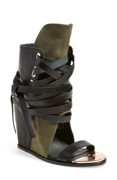 Ivy Kirzhner 'Mount' Wedge Sandal (Women)