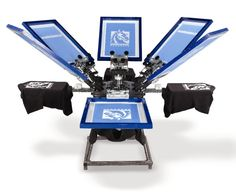 Manual Screen printing machine should be the best selection for those who wants to start a non-commercial or home based screen printing business.
