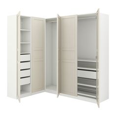 ikea pax eckl sung garderobe. Black Bedroom Furniture Sets. Home Design Ideas