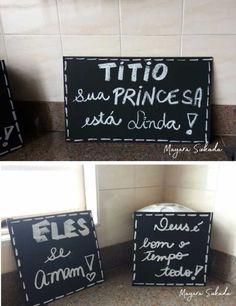 DIY para casório