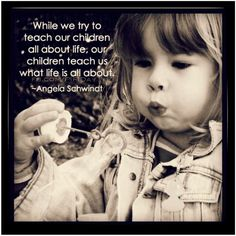 Quote about children