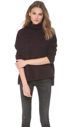 Vince Cozy Turtleneck Sweater