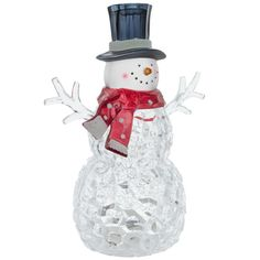Light Up Snowman Green Christmas, Christmas Wreaths, Christmas Decorations, Holiday Decor, Diy Projects Videos, Fun Projects, Hobby Lobby Coupon, Green Mittens, Hobby Lobby Christmas
