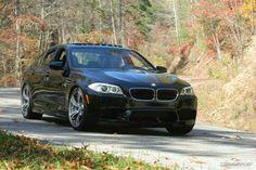 2013 BMW M5 Black