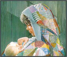 Decoupage Ladies - Home & Garden - Álbuns da web do Picasa