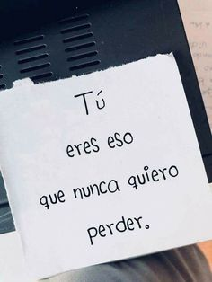 Find images and videos about love, phrases and frases en español on We Heart It - the app to get lost in what you love. Amor Quotes, Life Quotes, Qoutes, Laura Lee, Tumblr Love, Love You, Just For You, Mr Wonderful, Love Phrases