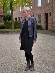Frau Polly von Fritzi und Schnittreif Normcore, Style, Fashion, Dress Sewing, Kleding, Woman, Swag, Moda, Fashion Styles