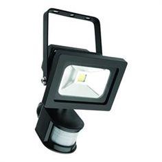 nice Mercator - 30W Lorne LED Flood Light With Sensor