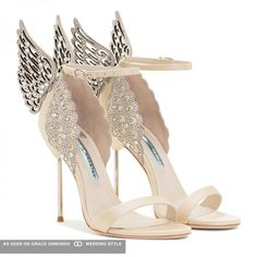 Cute Heels, Sexy Heels, Butterfly Heels, Latest Shoes, Sophia Webster, Wedding Gallery, Luxury Shoes, Signature Style, Shoe Game