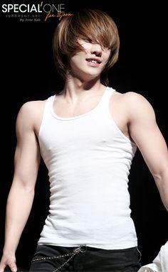 Lee Chang Sun 이창선 (Lee Joon 이준) from MBLAQ 엠블랙