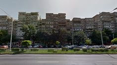submitted by drf  Collective housing - #architecture #googlestreetview #googlemaps #googlestreet #romania #bucharest #brutalism #modernism