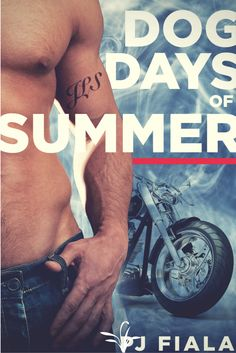 myBook.to/DogDaysofSummer   Owning Rolling Thunder Motorcycles, Inc. and raising his twin sons was top priority in Dog's life. That was until he met Jocelyn James, the sweet, loving single mother of Gunnar, a young man who works for Dog.  Joci raised Gunnar alone after her cheating, dickhead of a boyfriend ran off with another woman. She finished school, started her own graphic design business and hung out with friends and family. The last thing on her mind was men! That is until she met Dog...