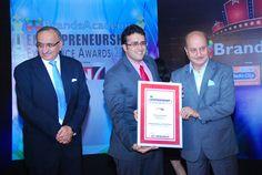 Mr. Varun Kakkar, Head Operation, Tcc Paints Pvt. Ltd. Dhirubhai Ambani, Ratan Tata, Excellence Award, Entrepreneurship, Awards