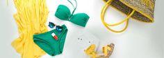Die Olympiade gibt es auch in der Modewelt: Grün, Gelb, Blau und Weiss – die National-Farben Brasiliens, sind lebensfroh und trendig!  Der Online Shop von La Redoute kombiniert Sport und Mode – hier findest du eine grosse Auswahl an Kleidung im Zeichen der Olympiade!  Bestelle hier dein Outfit im olympischen Style: http://www.onlinemode.ch/trendige-kleidung-im-olympischen-rio-style/