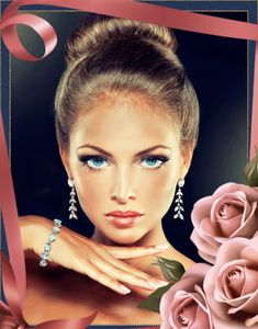 gif femme woman mulher - Page 10 Vacaciones Gif, Mix Photo, Amazing Gifs, Glitter Girl, Digital Art Girl, Cool Animations, Portraits, Ladies Day, Belle Photo