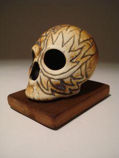 Rugged Suns Skull by skullhouse on Etsy, $29.00