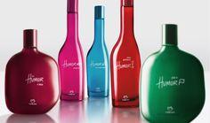 Uma nova fragânica, embalagens mais irreverentes e novos nomes para as fragrâncias que você já conhece. Compre online com preço especial!