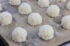 Calling all Macaroon fans! Healthy Sweet Treats, Healthy Snacks, Healthy Eating, Happy Pear Recipes, Gluten Free Macaroons, Food Lists, Feta, Health Tips, Cooking Recipes