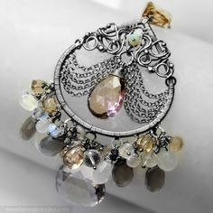Magdalena Borejko - designer gemstone jewelery