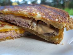 Beef & Cheddar Chipotle Panini