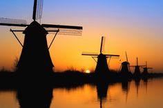 The Netherlands. Holland.