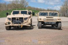 Find out how the new Oshkosh JLTV compares to the Humvee in this comparison feature from Motor Trend.